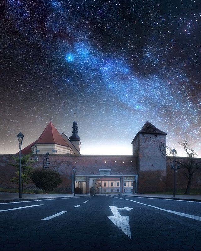 Trnava Slovakia kingtown ⛪️