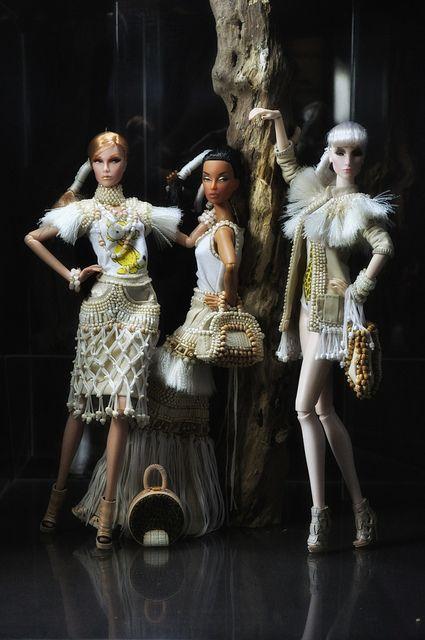 Safari Couture by CHO:LO, via Flickr