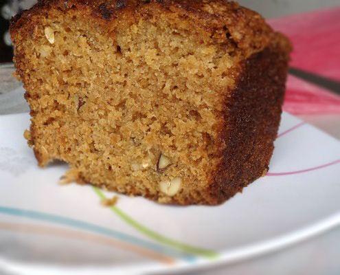 Cucumber Cake Recipe – Priya Sreeram bakes a cucumber cake that turns out both moist, soft and refreshing.