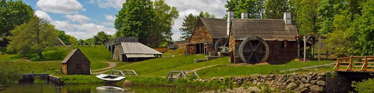 In the 1600's, on the banks of the Saugus River, something extraordinary happened.  Explore the place where European iron makers brought their special skills to a young Massachusetts colony. This nine-acre National Park includes working waterwheels, hot forges, mills, an historic 17th century home and a lush river basin.