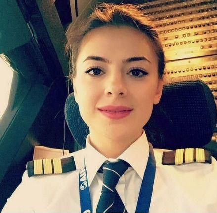 Pilot Dressed In Formal Work Uniforms   Karla   Flickr