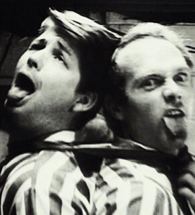 The Beach Boys Brian Wilson And Mike Love