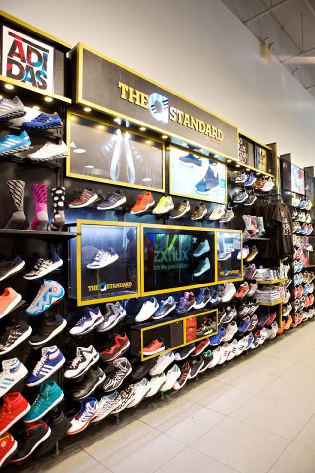 adidas store locations melbourne