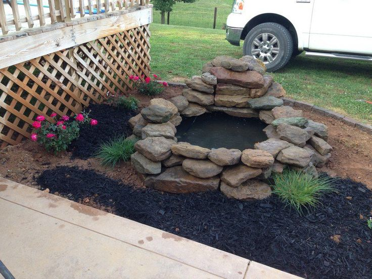 DIY Recycled Tires Pond   The Owner-Builder Network