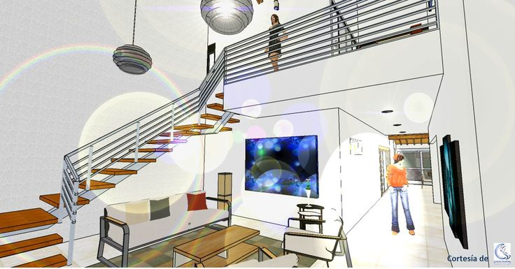 Casa G+A: Sala / G+A House: Living room