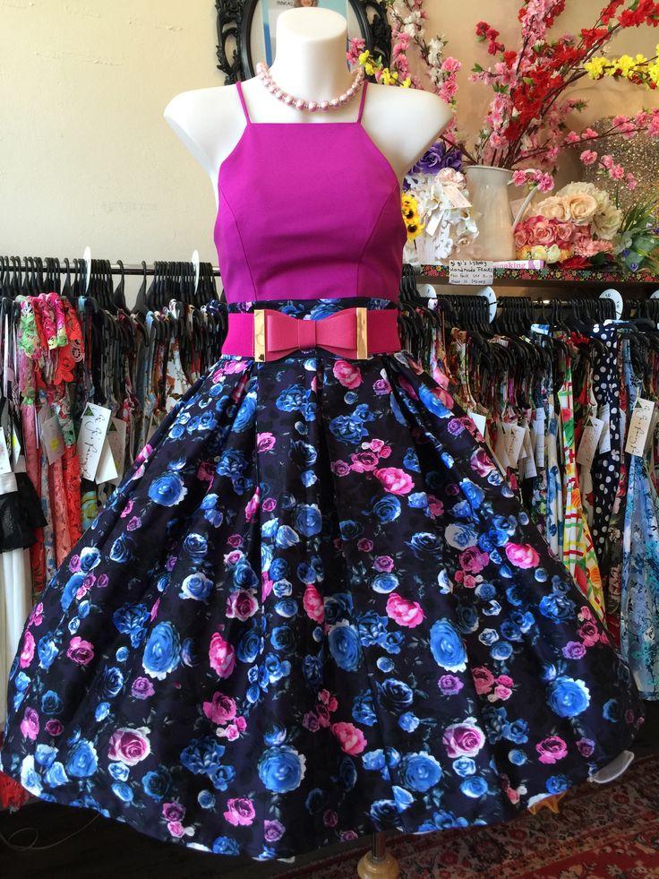 Cinderella's Garden Double Box Pleated Skirt – GiGi's Fairy Fashion
