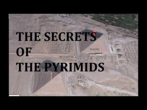THE PYRIMIDS OF GIZA BUILT BY ALIENS ? MUSIC IS: https://www.jukedeck.com/
