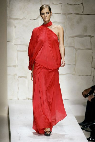 Salvatore Ferragamo at Milan Fashion Week Spring 2009 - Runway Photos