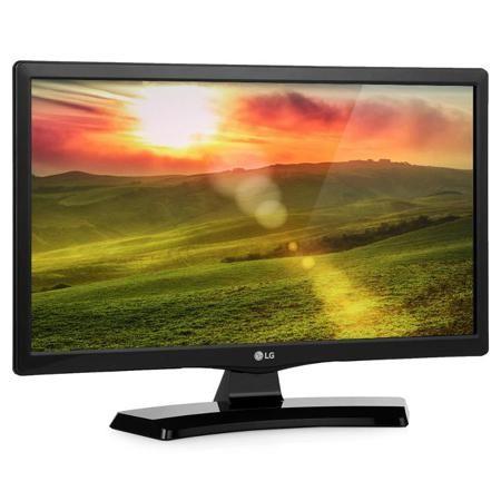 Телевизор LG 20MT48VF-PZ  — 8990 руб. —  LG 20MT48VF-PZ - это легкий и компактный телевизор, который идеально подойдет для вашей кухни или небольшого помещения. Он оснащен интерфейсами HDMI и USB, а встроенный проигрыватель видео, позволит вам смотреть фильмы в превосходном качестве 720p. Одно из главных его преимуществ - поддержка цифрового телевидения в формате DVB-T2. Диагональ данной модели составляет 19.5 дюйма.