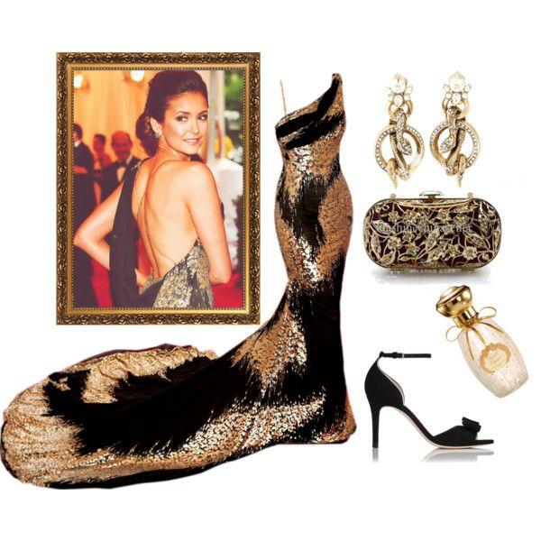 Моды смотреть с апреля 2017 года с туфли на высоких каблуках, вечерняя сумочка и серьги. Обзор и магазин, связанных с внешностью.