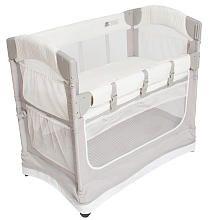 Arm's Reach Luxe Mini Arc Co-Sleeper Bedside Bassinet