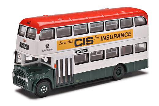 Leyland PD3 130 Blackburn Diecast Model Bus