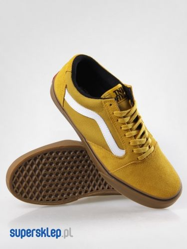 Buty Vans TNT 5 VL2ZAMC (mustard/gum)