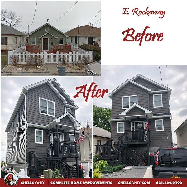 Before And After Of Our Customer S Home With Images Home