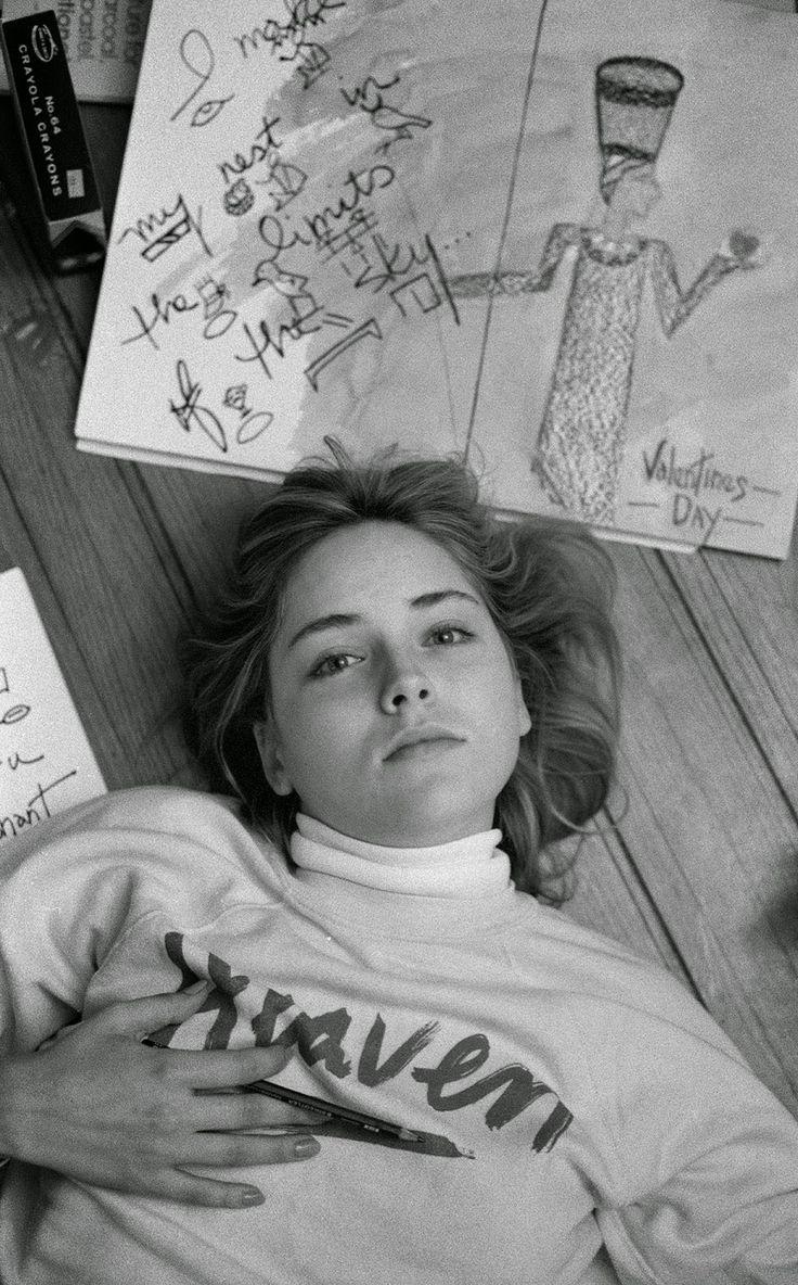Sharon Stone in 1983