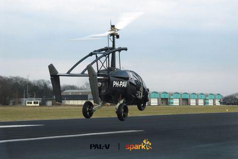 PAL-V Personal Air and Land Vehicle
