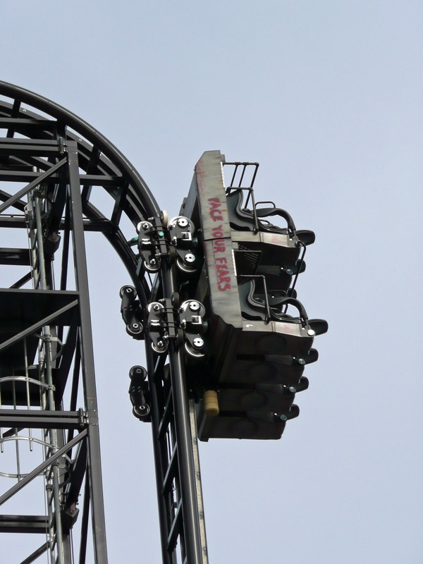 Saw - The Ride | Thorpe Park | UK