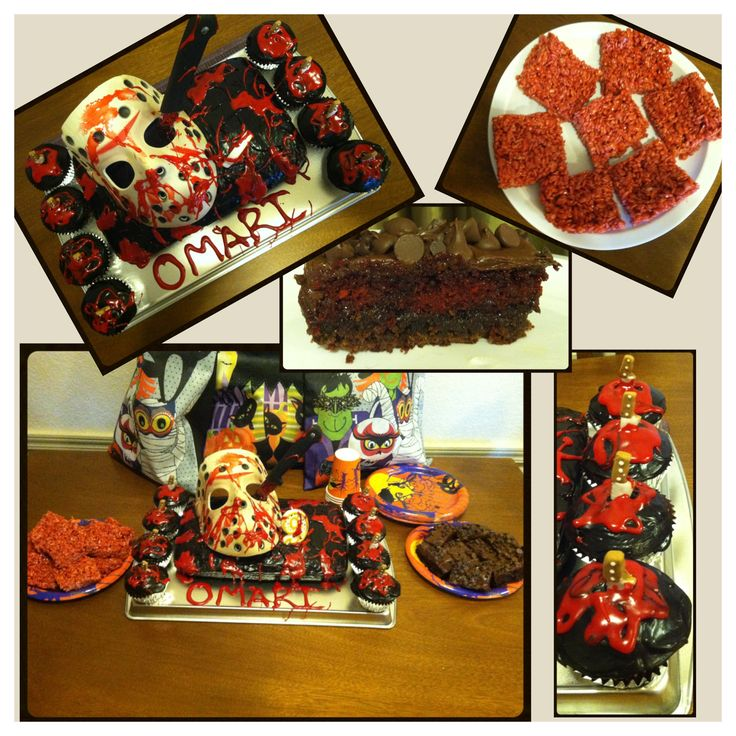Horror Movie Themed Birthday In 2019 13th Birthday