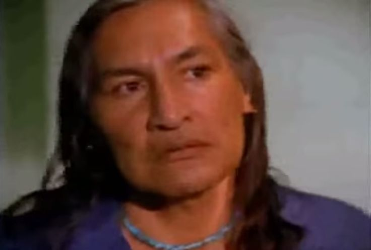 """Will Sampson in Vega$ """"Red Handed"""". *crying*"""