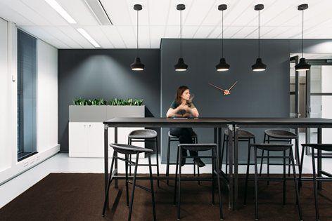 Interior Renovation , Tower C WTC The Hague , L' Aia, 2014 - Atelier Pro architects