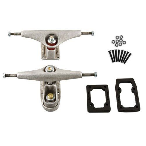 """Carver Longboard Trucks C7/C2 w/ Free Hardware & Risers 6.5"""" Hanger 9"""" Axle by Carver. $86.99. Top Quality Carver Trucks"""