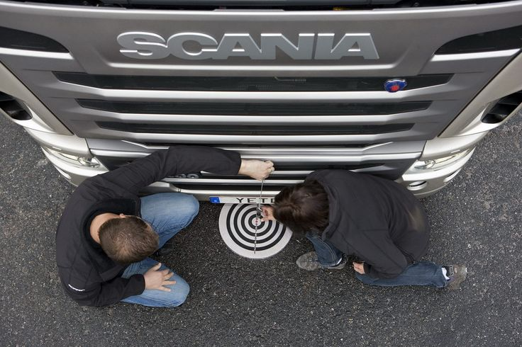 Scania Driver Competitions: соревнования водителей грузовиков соберут 85 тысяч участников