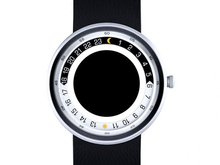 Clock Night Connect / Gleb Kuznetsov
