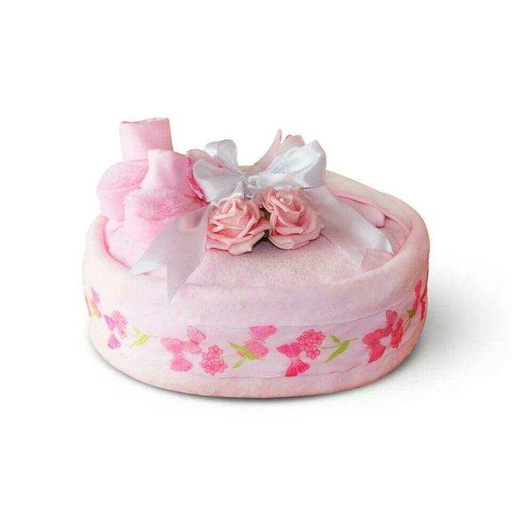 1PG (nappy cake)