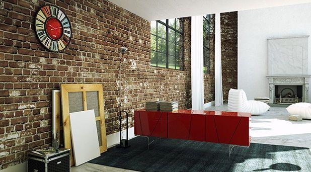 Loft v Berlíně | Nábytek a doplňky vybrané stylistkami Westwing
