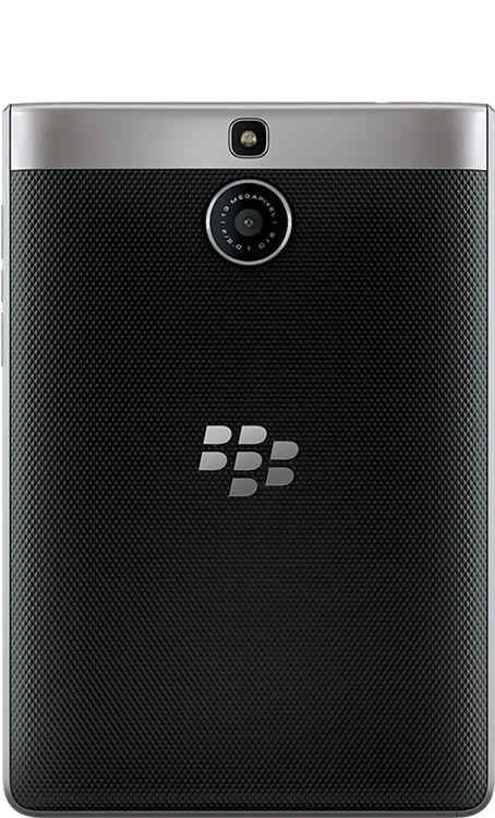 BlackBerry Passport Silver Edition - Back View