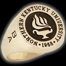 College Rings for Northern Kentucky University by Herff Jones