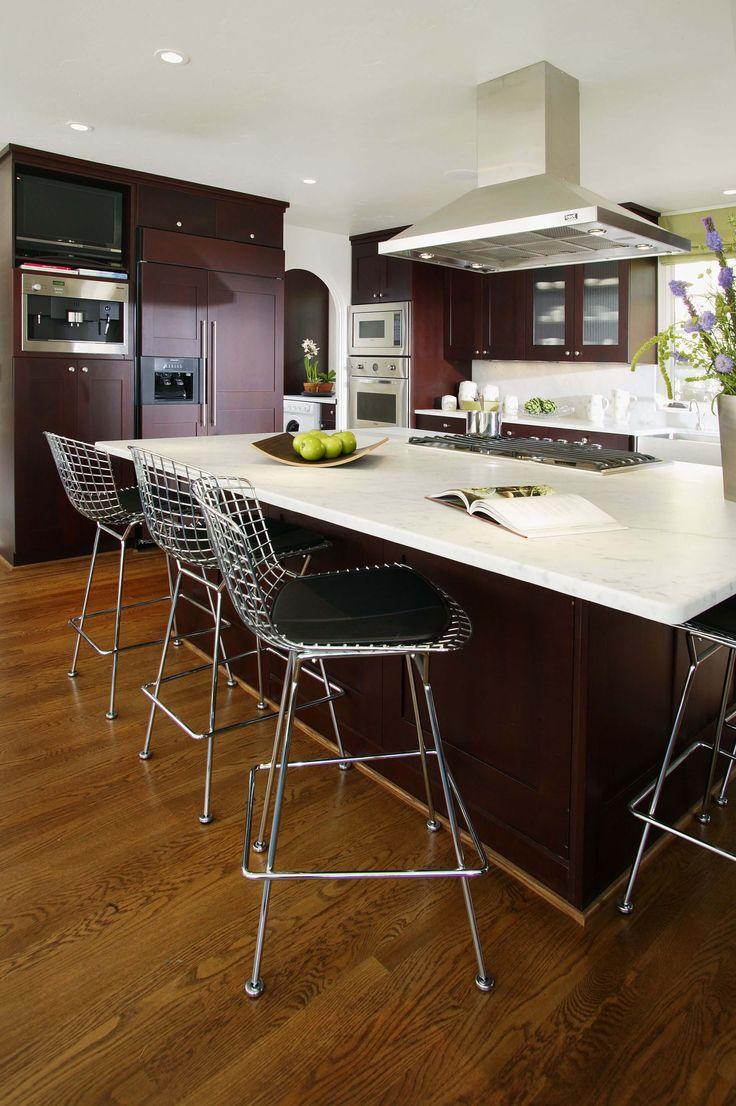 Best 52 Dark Kitchens With Dark Wood Or Black Kitchen Cabinets 400 x 300