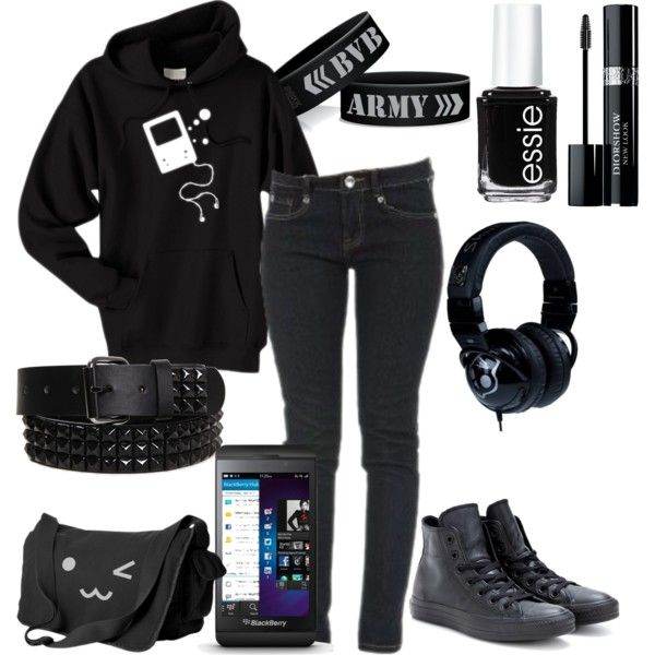 """""""Untitled #683"""" by bulletproof-07 on Polyvore          can i just wear this everyday? :3"""