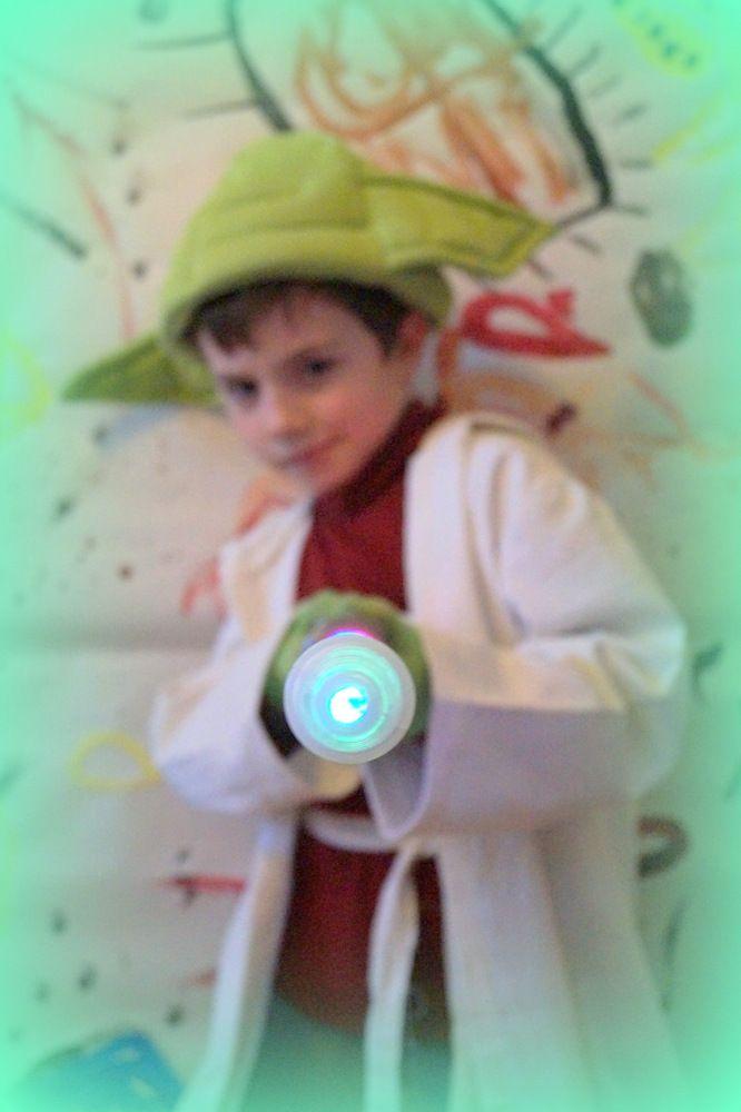 Star Wars costume - Master Yoda