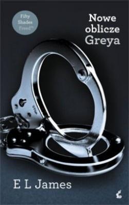 Nowe oblicze Greya - powieść erotyczna