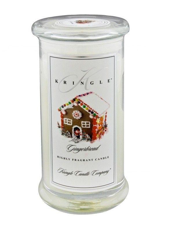 Świeca zapachowa Kringle Candle piernik