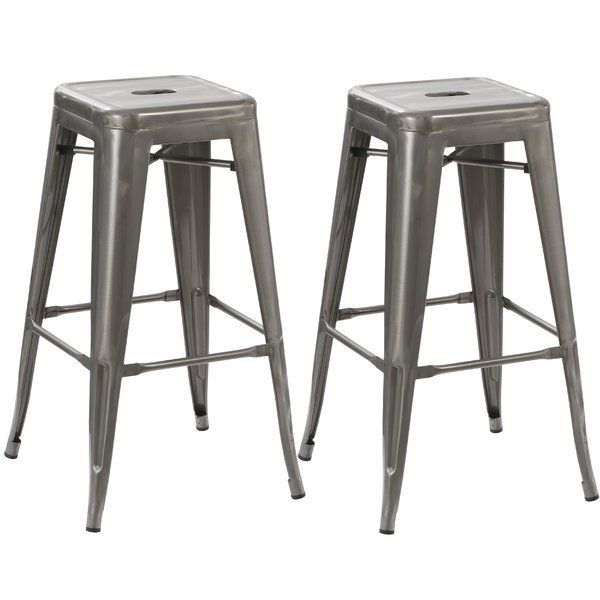 Superb Youll Love The 24 Bar Stool At Wayfair Set Of Four 229 Ibusinesslaw Wood Chair Design Ideas Ibusinesslaworg