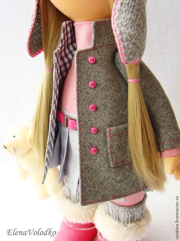 Купить или заказать Кукла Bonnie 2 в интернет магазине на Ярмарке Мастеров. С доставкой по России и СНГ. Материалы: трикотажное полотно, трикотаж,…. Размер: 43 см