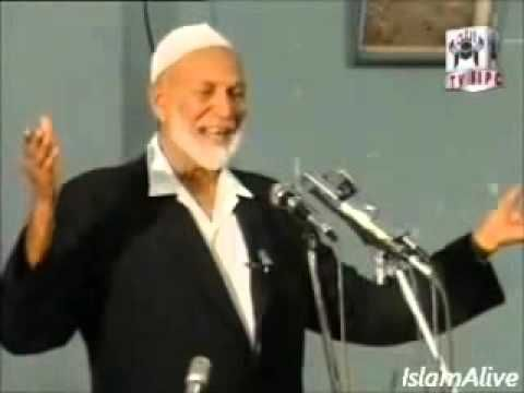 Convincing Answers to Difficult Questions About Islam by Ahmed Deedat - YouTube
