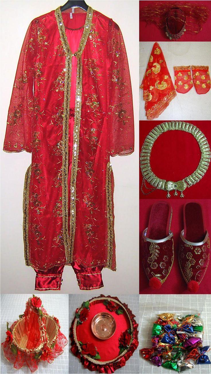 Turkish wedding - henna night (traditional costume)