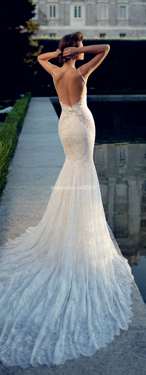 603 best Wedding Dresses images on Pinterest | Bridal gowns, Gown ...