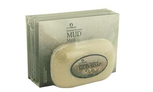Rotorua Mud Soap Gift Pack. Shipped world wide. http://www.shopenzed.com/rotorua-mud-soap-gift-pack-xidp651123.html