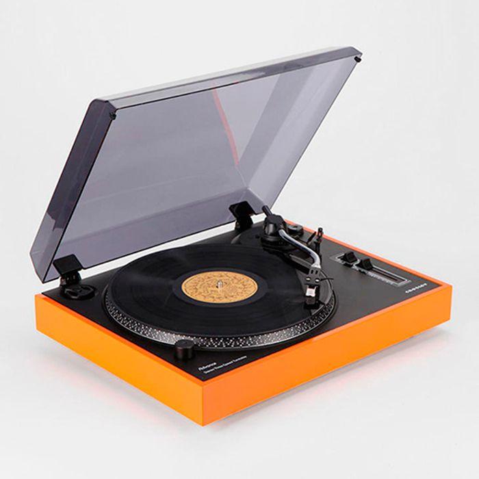 Tocadisco Advance Crosley con USB - Naranja  http://followtheforest.com/tocadiscos-radios/50-tocadisco-advance-con-usb.html