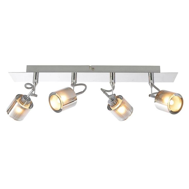 Kitchen Spot Lighting Ideas: Cordelia 4 Light Ceiling Spotlight Bar