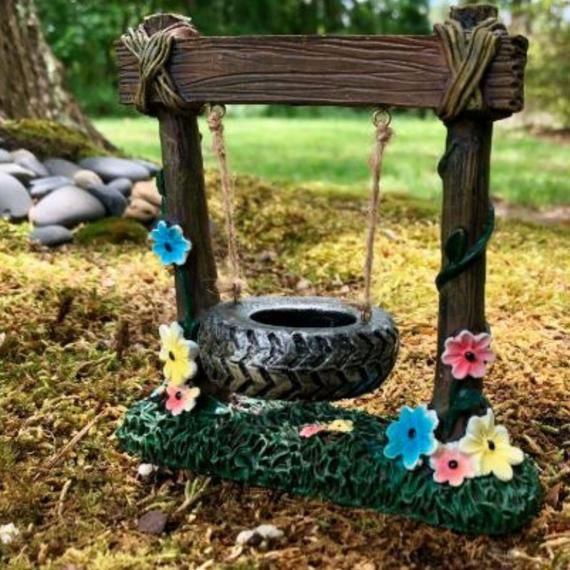 3 Piece Gnome Garden Accessory Kit Fun Miniature Garden Pieces Add Whimsy To Your Garden In 2020 Gnome Garden Garden Accessories Miniature Fairy Gardens