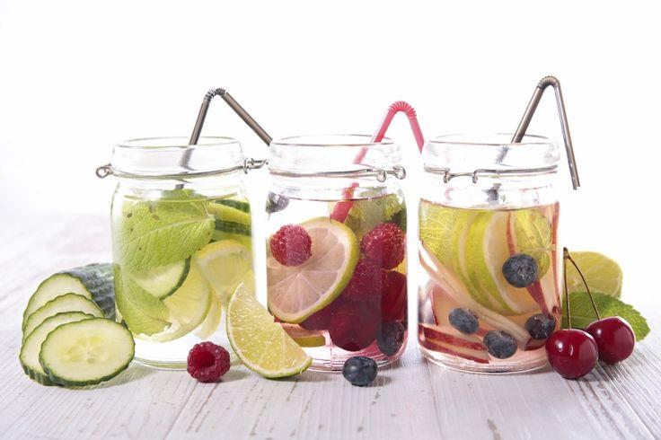 Gör eget hälsovatten – 7 nyttiga törstsläckare med frukt, bär och grönt | LAND.se