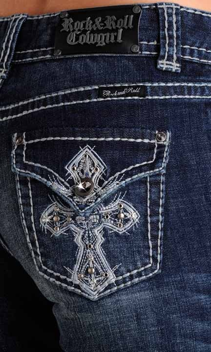 Rock & Roll Cowgirl Jeans......have quite a few pair but could use a few more!