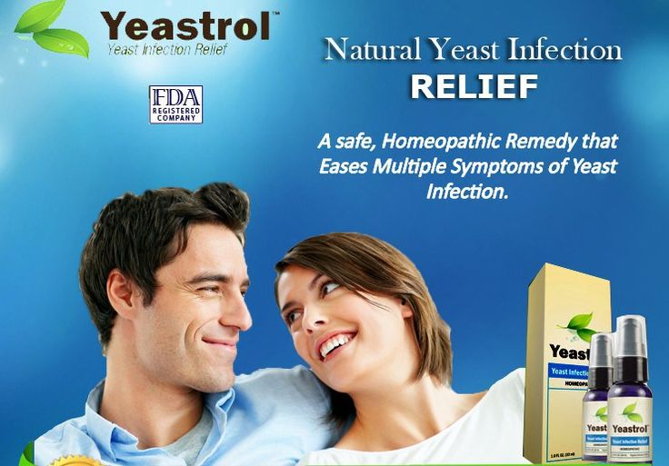 Male Yeast Infection - Treatments and Cure