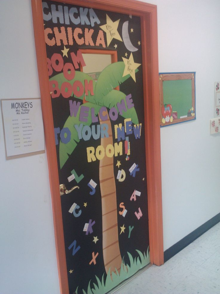 chicka chicka boom boom! I don't want to teach elementary but I loved this book when I was little so I had to pin it.
