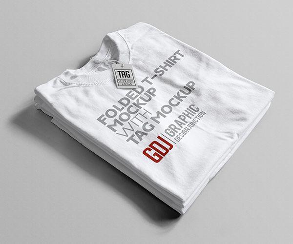 Download Free Folded T Shirt Mockup Psd Freebies Graphic Design Junction Shirt Mockup Tshirt Mockup Mockup